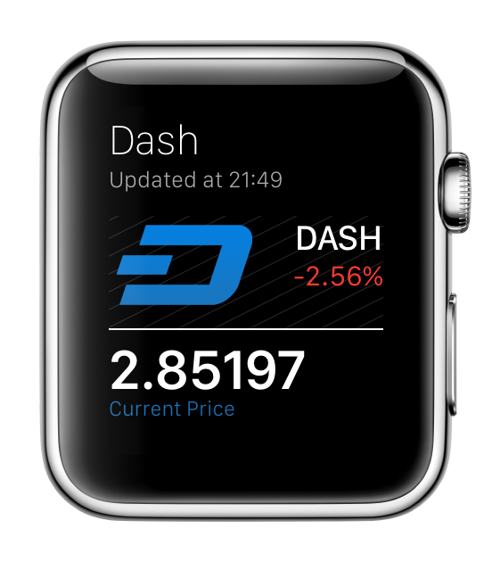 Dash for Apple Watch