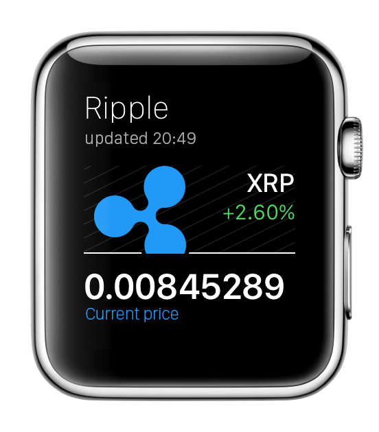 Ripple for Apple Watch